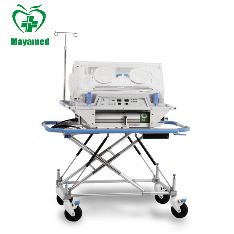 MY-F017 MAYA Medical equipment Good quality low price medical Transport Baby Incubator for sale