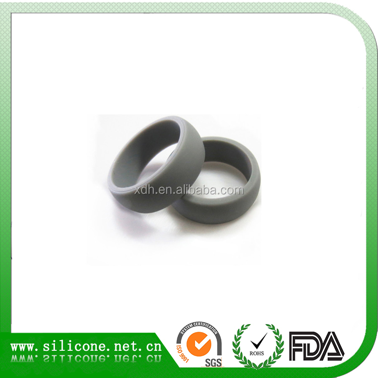 High Quality Finger Silicone Ring for Sports man