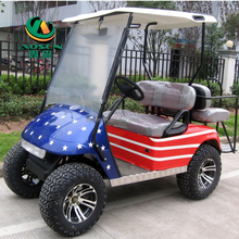Club Car 4 Seats Gas Powered Golf Cart for Sale