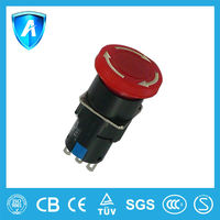 ISO9001 certified EBSA2 anti vandal pushbutton switch