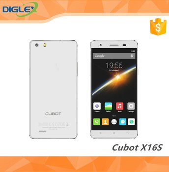 4G Smart Phone CUBOT X16S 5.0 Inch MT6735A Quad-Core 3GB+16GB Unlocked