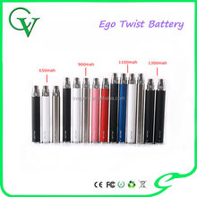 hot new products for 2014 colorful ego battery ego-c twist battery with delivery on time