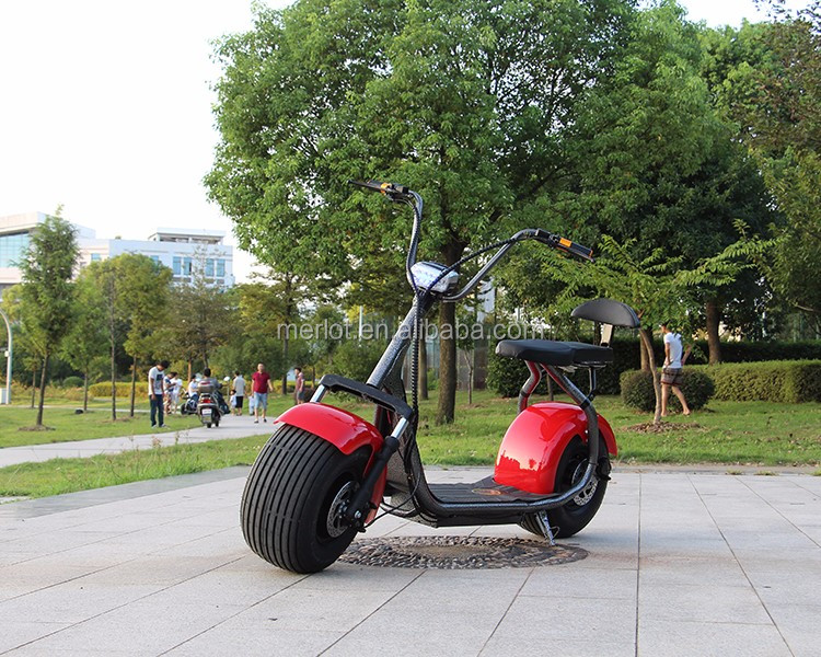 18*9.5 tyre citycoco/seev/woqu electric scooter 800W 1000w 1500W citycoco scooter