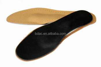 latex and leather unisex shoe insole fur insoles