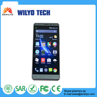 "WK605 One Max Ultra Slim Cell Phone MT6735 Quad Core 5.5""4G GPS 16G ROM Android Phone Tablet Ultra-thin China Mobile Phone"