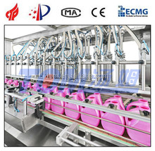 Beverage,Commodity,Food,Medical,Chemical Application and New Condition Liquid detergent filling machine