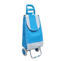 2016 Hot Sale Custom Best Quality Non-Woven Foldable Shopping Trolley Bag