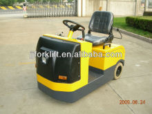 Electric 3-wheels towing tractor 5000kg