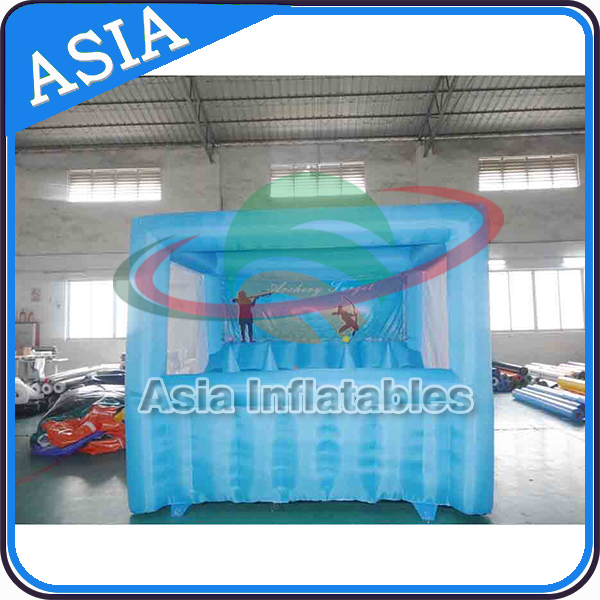 Popular Sports Inflatable Archery Inflatable Game With Bow And Arrow