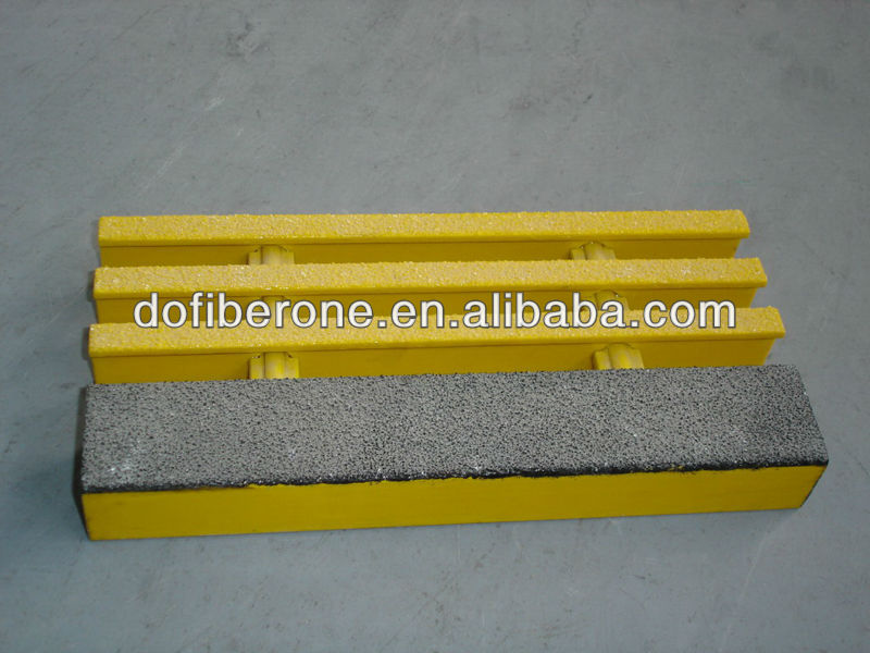 ISO 9001 SGS certification mould and pultruded GRP fiberglass grating