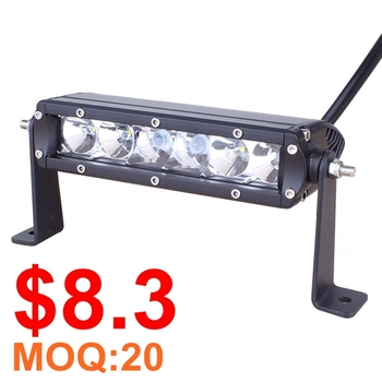 Hot sell led light bar car super brightness led light bar truck with factory price