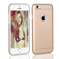 Silicone Phone Case For Apple iPhone 6s , Ultra Thin Luxury Case cover for Iphone6s