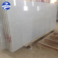 factory price cheap G603 grey granite stone half slab price