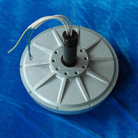 PMG380-1kw 180RPM PMG coreless vertical wind generator/wind alternator Outer rotor, three-phase permanent