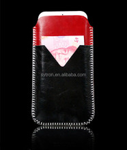 Fashion mobile phone case cell phone pouch for iphone 6s smart phone case