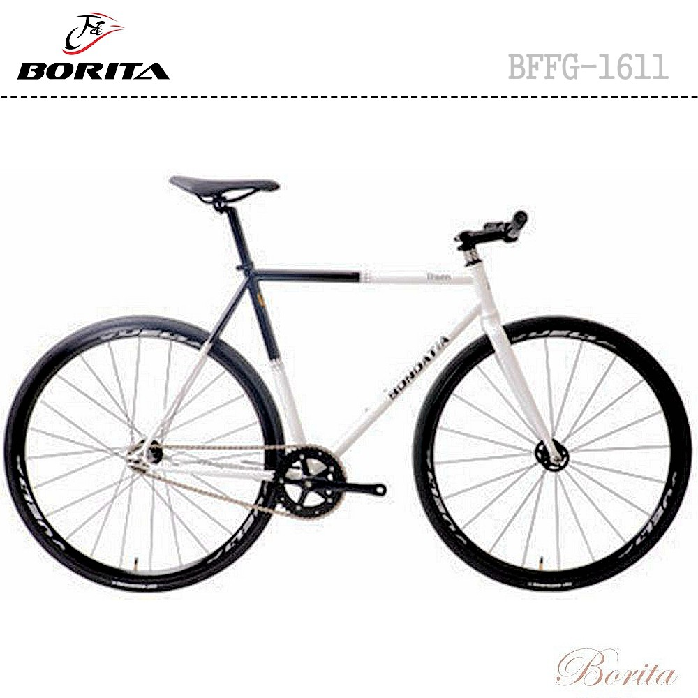 Wholesale China Cheap Fixed Gear Bicycle BFFG-1611 700C Fixed Gear Bicycle