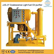 Energy Saving Used Light Oil Recovery Small Recycle Machine