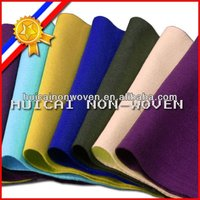 Manufacturer Needle 100% Polyester / Punched Non-woven/ Fabric/Cloth/Felt