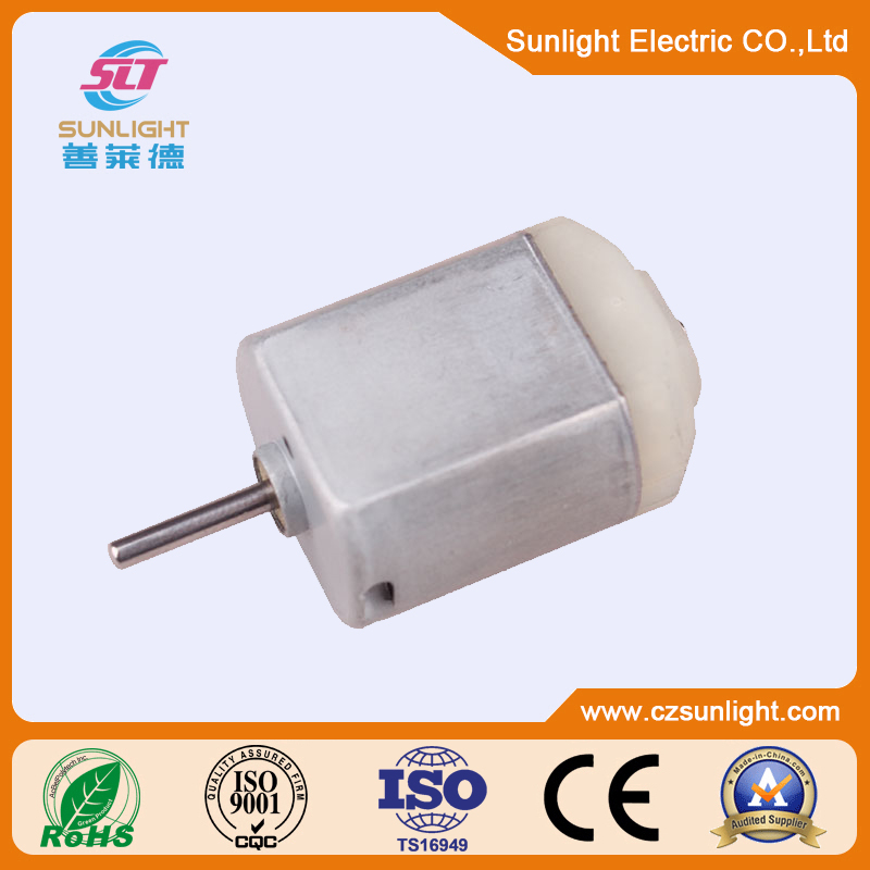 9V 12V 130 series brush dc motor for toy