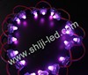 Full Color DC5V 12mm RGB ws2801 Flat Led Pixel Module Light For Advertisement