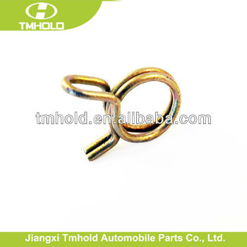 double wire spring hose clips without screw