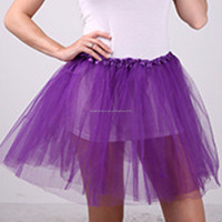 BestDance Women Adults Teen Girls Kids Organza Dancewear Tutu Dress Skirts Ballet Pettiskirt Princess Party Fancy Dress Skirts