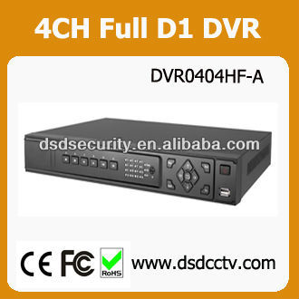 On Promotion! H.264 HDMI Full D1 Dahua DVR 4CH