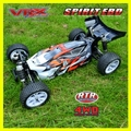 2017 hot sell 1:10 rc car,4WD electric buggy,brushed version,good structures.