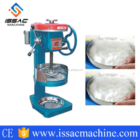 Manual and Electric ice Shaver and snow ice crushing machine