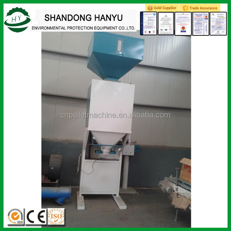 Design best selling pellet packing sewing machine
