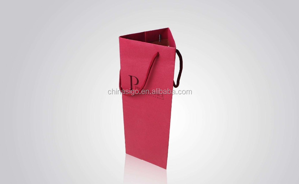 wine bottle bag for wedding
