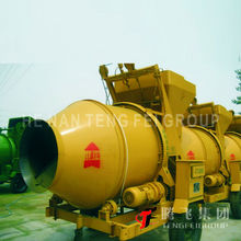 Technical specifications concrete transit mixers JZC500