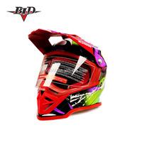 2017 New Design Visor Motorcycle Off Road ATV Helmet
