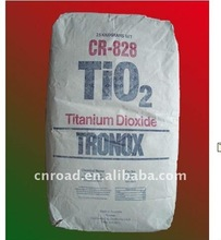 rutile titanium dioxide for paint