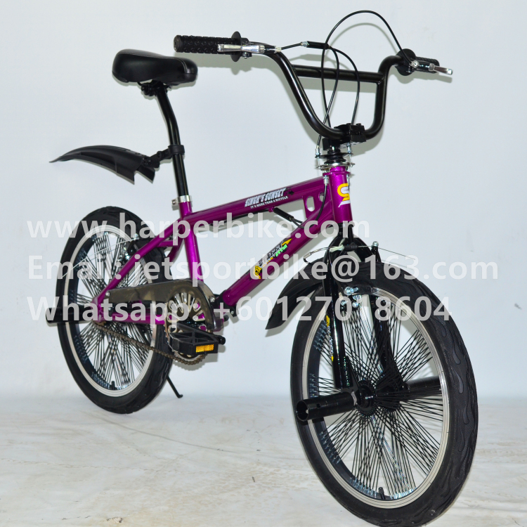 Comfortable New Design kids bike/mini/cheapbmx children dirt bike haro bmx full chromoly frame