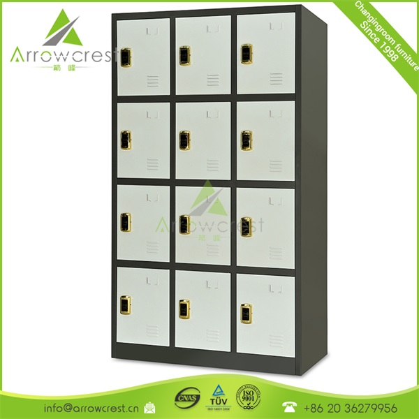 CE certified 12 doors smart electronic digital locker