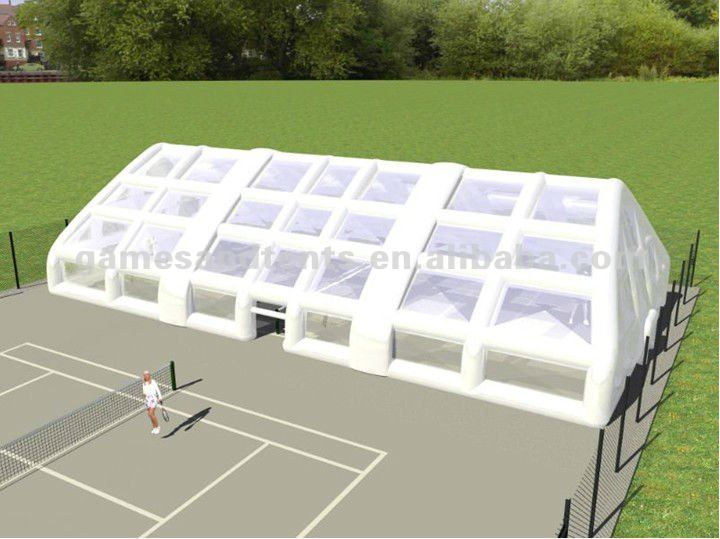 inflatable tents for tennis sports F4036