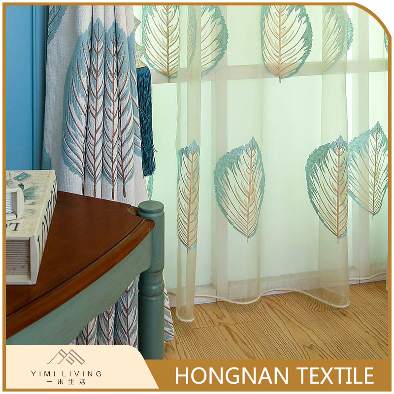 Designer hot sale new voile elegant drapes curtains