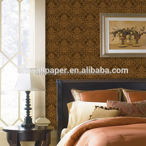 2015 wallpaper american/ grass cloth wallpaper vinyl wallcoverings/designer wallpaper