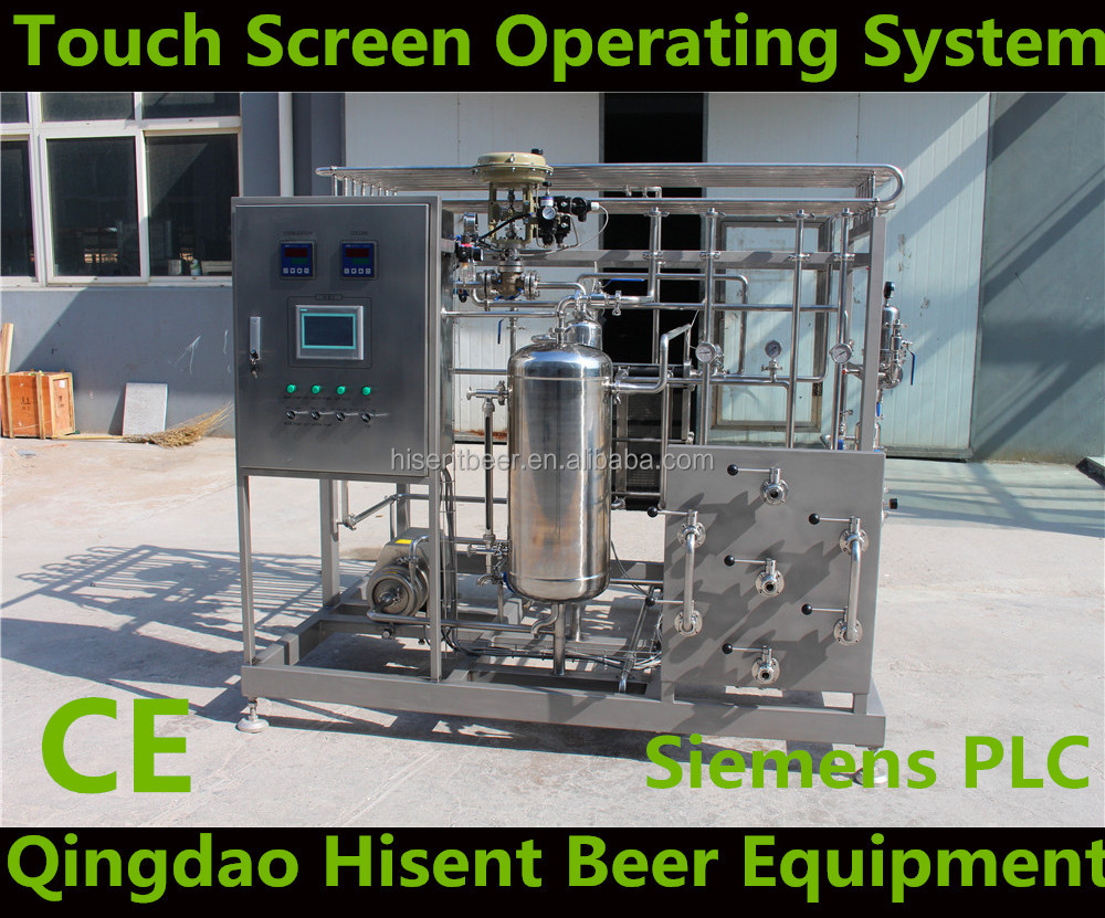 fruit juice pasteurizer machine for sale