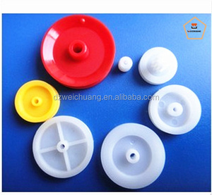china supplier small plastic V belt pulley