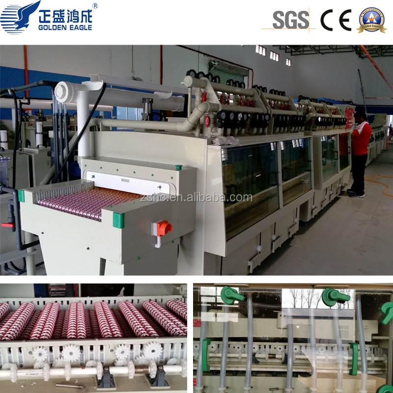 High Quality Acid Etching Machine Metal Etching Machine For Stainless steel mesh