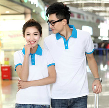 2017 custom cute couple shirt design polo t shirt cheap men polo shirt