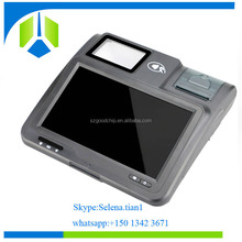touch screen touch pos with android system application in bus ticket,loyalty program,lottery program---Gc039B