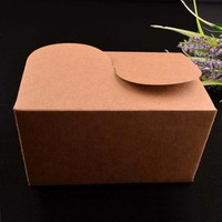 Elegant Paper Take Away Food Packaging