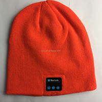 Bluetooth Beanie Hat,warm bluetooth hat ,Cap with Wireless Stereo Headphone