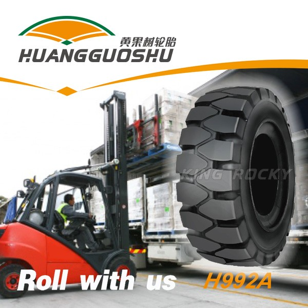 6 inch solid rubber industry tires