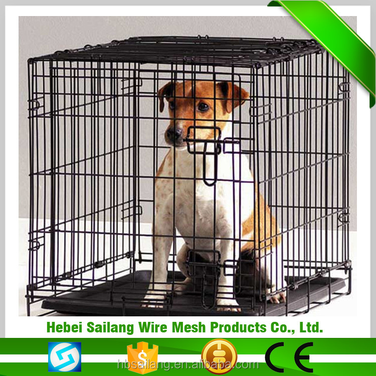 New innovative products 2016 folding aluminum dog cage