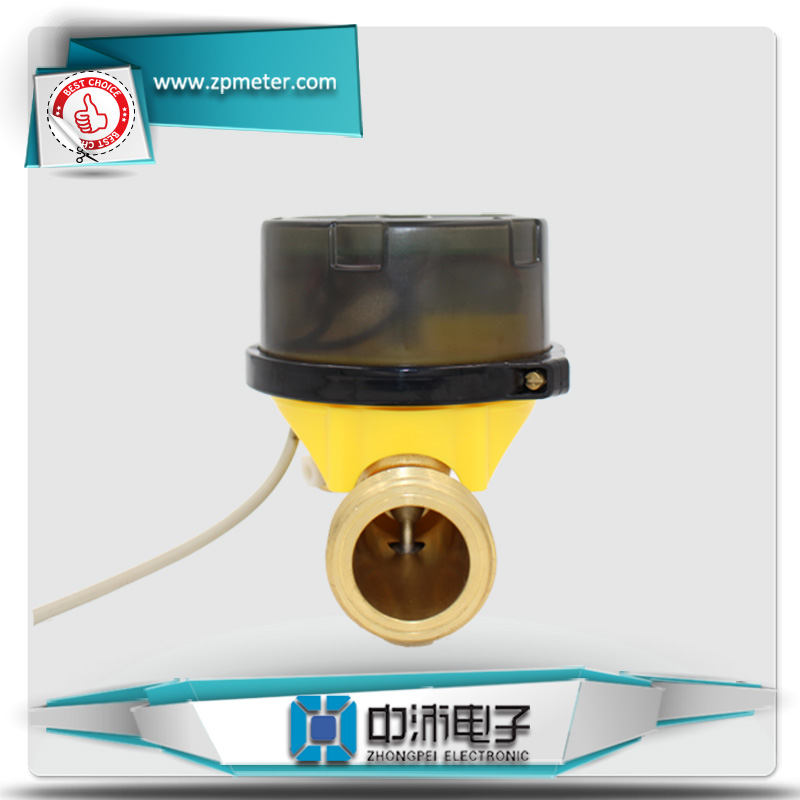 New design fixed ultrasonic flow meter clamp on water flowmeter with great price