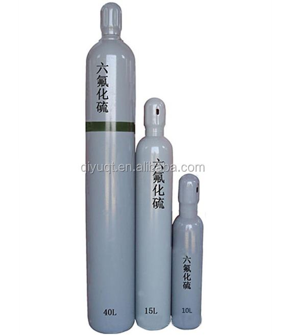 High Purity sulfur hexafluoride SF6 Gas